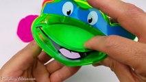 Des voitures enfants les couleurs et et des œufs enfants Apprendre jouer course course homme araignée enseigner jouets Doh disney surprise