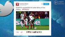 Pogba, Payet, les maillots Puma : le top tweets de Suisse-France