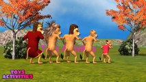 Animal Finger Family _ Finger Family Song _ 3D Animation Nursery Rhymes _ Cartoon,Animated cartoons movies 2017