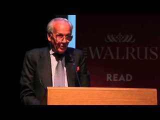 A brief history of looking gift horses in the mouth | Lewis Lapham | Walrus Talks