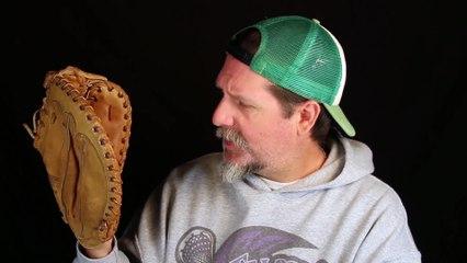 TLN   Will It String? Baseball Glove