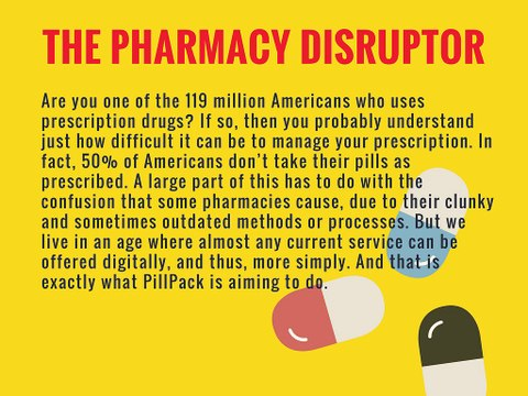 Alphonsus Brady | What is PillPack?
