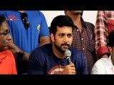 Jayam Ravi Comedy Punch To Media - Booloham