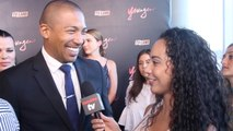 """Charles Michael Davis Interview """"Younger"""" Season Four NYC Premiere Party"""