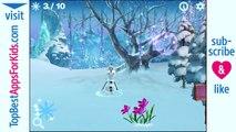 Aventures application pour gelé Jeu enfants Disney olafs ipad iphone ipod