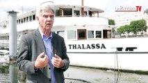 Thalassa : Georges Pernoud présente sa remplaçante Fanny Agostini