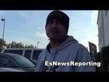 robert garcia argenis mendez has a good case he is still champ EsNews Boxing
