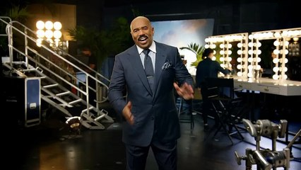 Steve Harvey Addresses That Staff Email In New Promo