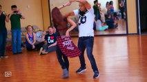 Despacito Zouk Dance by Kadu Pires & Larissa Thayane at Zouk Atlanta