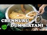 Chennuru Dum Biryani Making - Rayalaseema Special - Indian Street Food