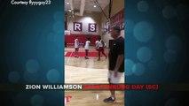 Zion Williamson is back