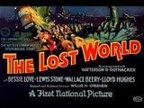 Le monde perdu 1925 - Film Muet en Français