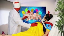 Et docteur gelé obtient rose Fille de laraignée homme araignée souper chirurgie contre Elsa w joker