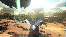 ark Scorched Earth offProteção! base enorme blindada!!!