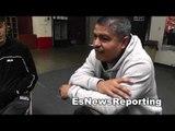 robert garcia on amir khan vs danny garcia 2 adrien broner and floyd EsNews Boxing