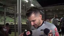 Victor fala sobre marca de cinco anos de Clube Atlético Mineiro