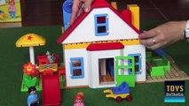 Escroquerie avec piscine jouets Playmobil PLAYMOBIL 4858 slide