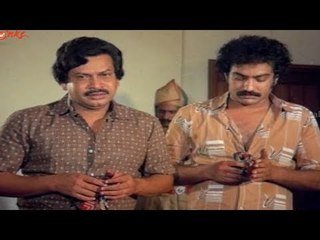 Arodum Parayaruth Movie Scenes - Police Warning to Raju & Ramu - Sukumaran, Ragini