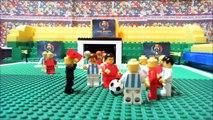 Amérique Argentine finale buts points forts Etats-Unis contre Semi copa 2016 0-4 lego football cente