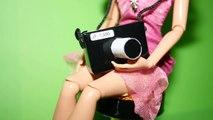 Un et un à un un à appareil photo bricolage poupée pour Comment faire faire à Il pour meubles de poupée. ★ comment faire des poupées caméra ✿ ✿