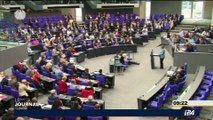 Diplomatie: Angela Merkel critique les positions de Donald Trump