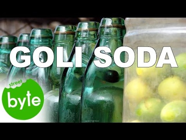 The history of goli soda from india