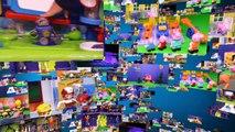 Et joufflu drôle enfants chiots miroiter éclat jouets à avec Nickelodeon theengineeringfamily