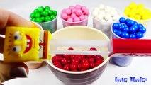 Bulle Bonbons les couleurs couleurs distributeurs gelé Apprendre doubles couleurs gumball poisson disney Spon