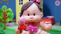 Enfants des jeux enfants Dans le jeunes filles pour Poupée pupsiki mamelon méga vidéos mère fille jouant Slade