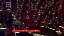 """Deux mots pour qualifier Simone Veil : """"Le courage et la dignité"""" selon Laurence Rossignol"""