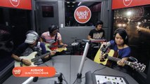 Blind Stereo Moon performs  Aubade  LIVE on Wish 107.5 Bus