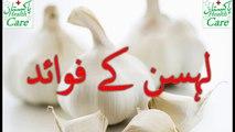 Nihaar Mu Lehsan Khaney Ke Fawaid Health Benefits of Garlic in Urdu