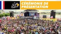 Cérémonie de présentation des coureurs - Tour de France 2017
