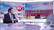 """Les 4 Vérités - """"Les droits de l'opposition ont été bafoués comme ils ne l'ont jamais été"""", déplore Christian Jacob"""