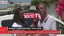 CHP Konya Milletvekili Hüsnü Bozkurt, Bora Erdin'in sorularını yanıtladı