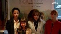 """""""Barrages"""" : pour Isabelle Huppert, c'est une affaire de famille (exclu vidéo)"""
