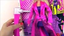 Espion équipe jouets dessin animé Teresa Barbie espion agent secret pour OTRADA barbie
