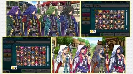 RPG Maker Fes : Launch Trailer (Nintendo 3DS)
