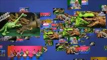Acción libro cifras de selva sólo kan Nuevo paquetes jugar el 3 mowgli, baloo, shere unboxing