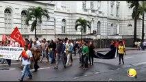 Correio Manhã  - Mais informações sobre as manifestações em João Pessoa