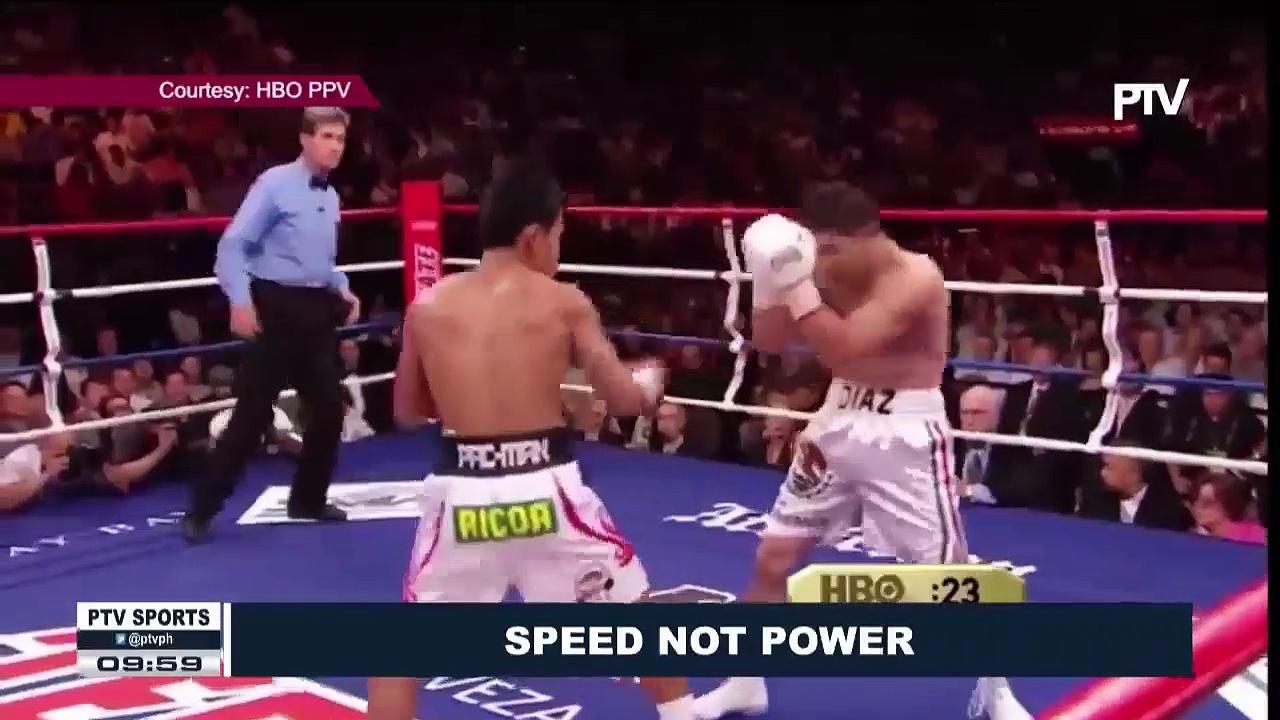 SPORTS NEWS: Speed not power