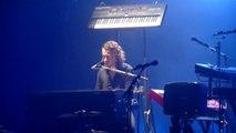 Julien Doré - Laura Non C'è (Nek cover) Live @ Olympia, Paris, 2014