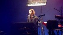 Julien Doré - Je Suis Venu Te Dire Que Je M'En Vais (Serge Gainsbourg cover) Live @ Olympia, Paris, 2014