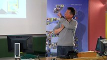 """Journée de l'innovation - Projet """"Un drone dans la classe """""""