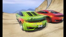 Disney Pixars Cars (Kids songs) Lightning McQueen Super Car & Deadpool Nursery R