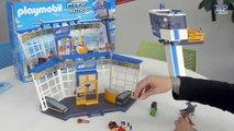 Строительство (d) де де по из также и др и др тур распаковка Playmobil Аэропорт |