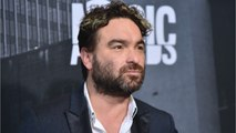 Johnny Galecki Gives Thanks To Firefighters After House Fire