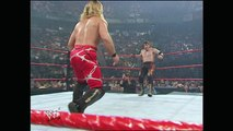 6.Chris Jericho VS Chris Benoit VS Eddie Guerrero VS X-Pac     No Way Out 2001