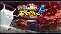 Quatrième orage ultime vidéo guerre monde Naruto Shippuden ninja 4 gameplay phase shinobi