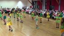 Danses à deux à Douarnenez – Gala 2017 –  enfants initiés - chacha en ligne
